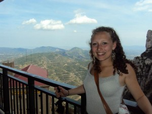 This is me during my trip to Catalonia, Spain last summer!